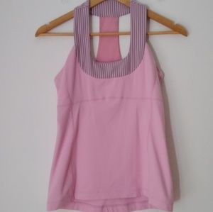 Lululemon Light Pink Tank